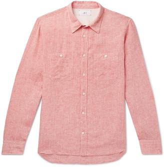 Melange Home Mr P. Linen Shirt