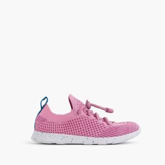 J.Crew Girls' NativeTM for crewcuts AP mercury liteknit sneakers in larger sizes