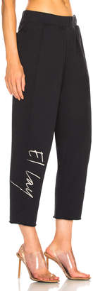 Raquel Allegra Easy El Lay Sweatpants
