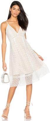 J.O.A. Crochet Dress $92 thestylecure.com