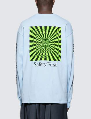 SASQUATCHfabrix. Safety First L/S T-Shirt