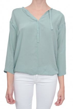 Humanoid Slouchy Top Mint