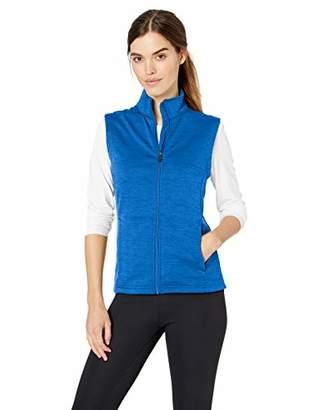 D & Jones Women's Newbury MÃlange Fleece Vest,XL