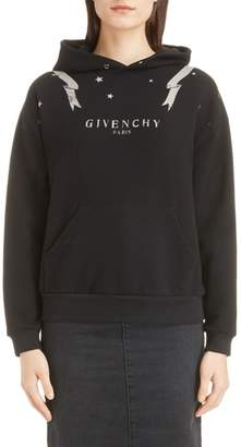 Givenchy Gemini Graphic Hoodie