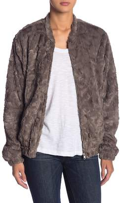 ASTR the Label Faux Fur Danika Jacket