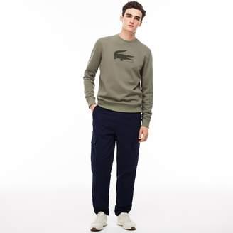 Lacoste Men's Cotton Twill Cargo Pants