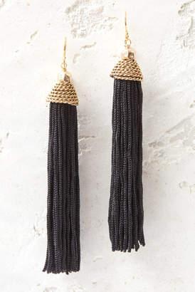 Vanessa Mooney Josie Tassel Earrings