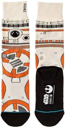 Stance BB8 Men's Crew Cut Socks Shoes