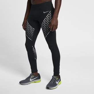 Nike Power Men's Graphic Running Tights