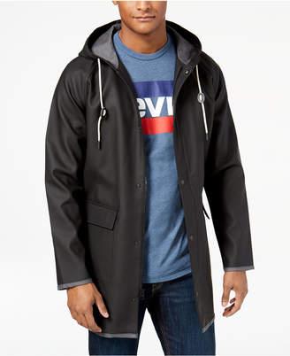 Levi's Men's Hooded Rain Slicker