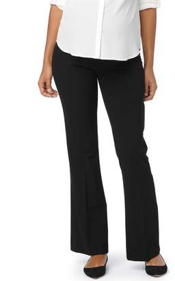 Motherhood Maternity Tall Secret Fit Belly Flare Suiting Maternity Pants