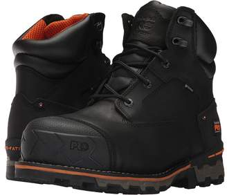 Timberland Boondock 6 Composite Safety Toe Waterproof Men's Work Lace-up Boots