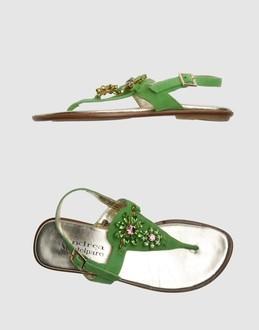 ANDREA MONTELPARE Flip flops