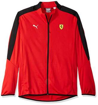 Puma Men's Scuderia Ferrari T7 Track Jacket