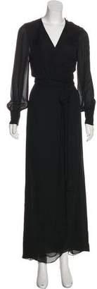 Veronica Beard Silk Wrap Dress