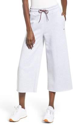 Tommy Jeans Wide Leg Crop Sweatpants