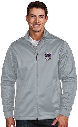 Antigua Men's Sacramento Kings Golf Jacket