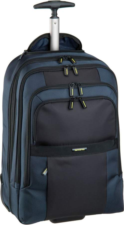 Infinipak Wheeled Laptop Backpack 17.3 ́ ́ Blue/