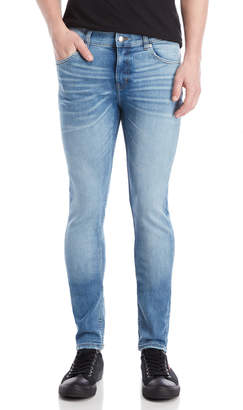 Cheap Monday Dug Up Blue Skinny Jeans