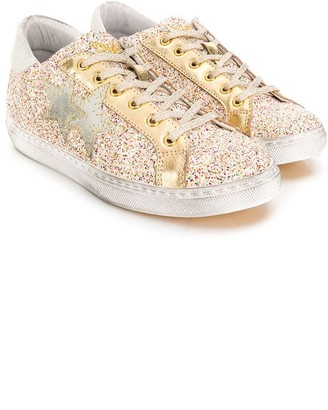 Star Kids 2 TEEN lace-up sneakers