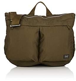 Porter Men's Grain Messenger Bag - Olive