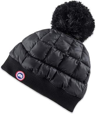 Canada Goose Down Pom Toque Hat