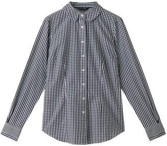 Brooks Brothers (ブルックス ブラザーズ) - ブルックス ブラザーズ ノンアイロン ストレッチコットン ギンガムチェック ファンシャツ Tailored Fit