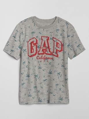 Gap Logo Palm T-Shirt