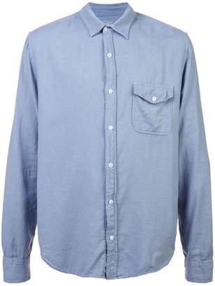SAVE KHAKI UNITED flannel work shirt