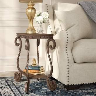 Three Posts Norridge Chairside Table