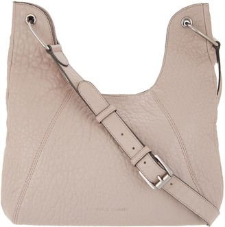 Vince Camuto Bubble Lamb Leather Crossbody Bag - Zoey