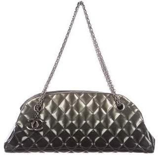 Chanel Degrade Just Mademoiselle Medium Bowler Bag