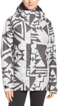 Women's Burton Rubix Waterproof Jacket $299.95 thestylecure.com