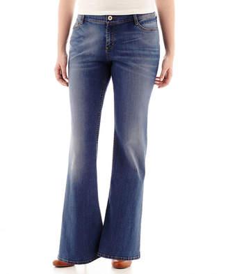 3c044e984f7 Arizona Bootcut Jeans - Juniors Plus