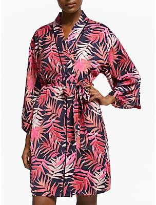 John Lewis   Partners Palmer Leaf Dressing Gown 89c443158