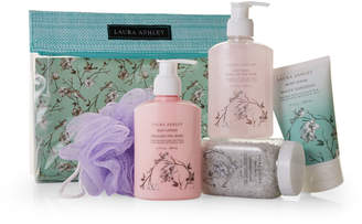 Laura Ashley 5-Piece Bath Collection in Keepsake Bag