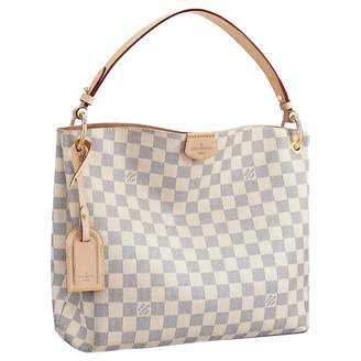 Louis Vuitton Graceful leather tote