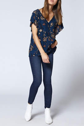 Sanctuary Countryside Shell Blouse