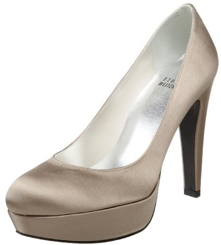 Stuart Weitzman Women's Stilts Platform Pump
