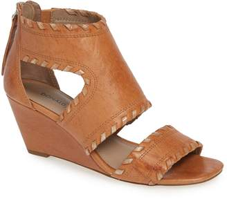 Donald J Pliner Sami Whipstitch Wedge Sandal