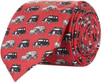 Burberry Taxi Tie