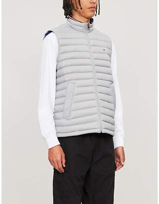 Tommy Hilfiger Padded shell and down gilet