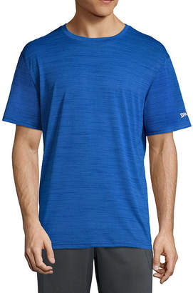 Spalding Short Sleeve Crew Neck T-Shirt