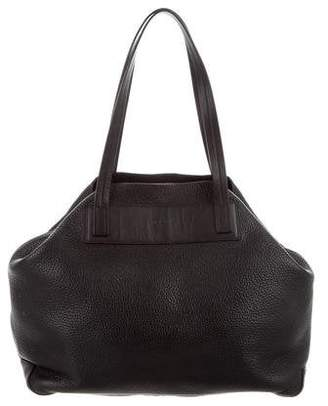 Rag & Bone Bicolor Grained Leather Tote