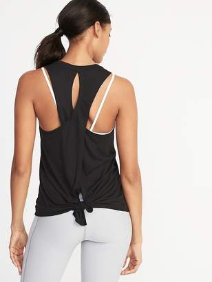 Old Navy Relaxed Lightweight Cross-Back Performance Tank for Women