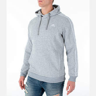 adidas Mens Essentials Pullover Hoodie