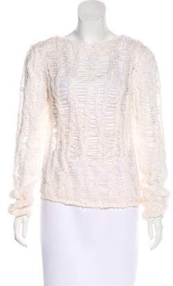 Saint Laurent Virgin Wool Sweater