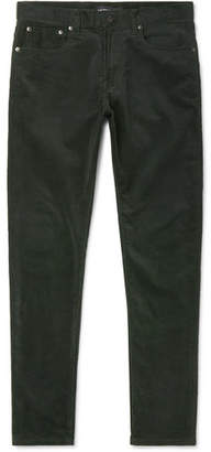 Club Monaco Slim-Fit Stretch-Cotton Corduroy Trousers