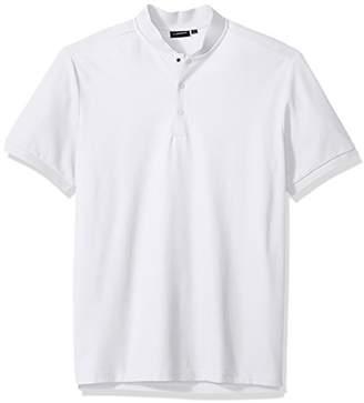 J. Lindeberg Men's Athletic Polo Shirt