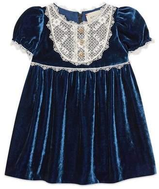 Gucci Baby velvet dress